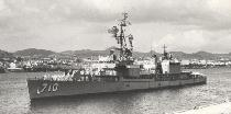 CLICK TO ENLARGE: Arriving Azores 1965